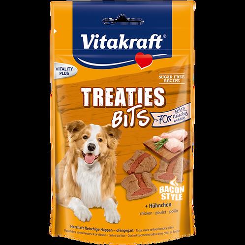Vitakraft Dog Treaties Bits Chicken 120g x 6Packet