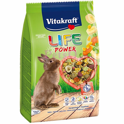 Vitakraft Life Power- Rabbit 1.8 kg