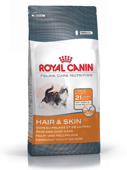Royal Canin: Hair & Skin Care 33 ( 4 kg)