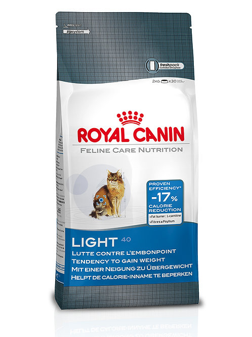 Royal Canin: Light Weight Care 40 (10 kg)