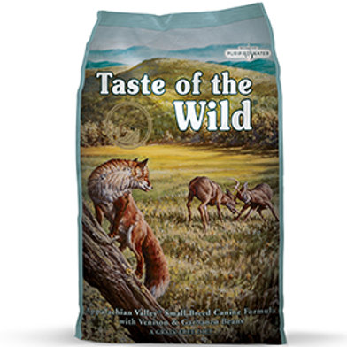 Pets Orbit|Taste of The Wild Venison| Small Breed Dog Food