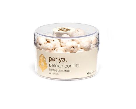 Persian Confetti - Frosted Pistachios Cardamom