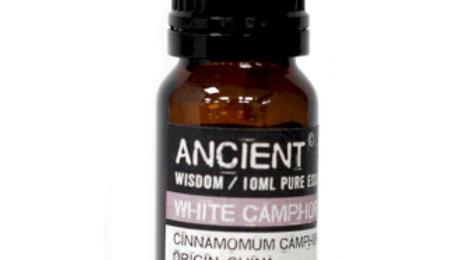 White Camphor Pure Essential Oil 10ml