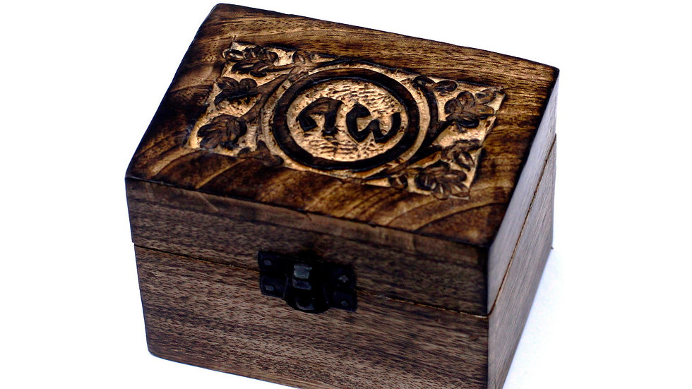AW Mango Aromathrapy Box (holds 6)