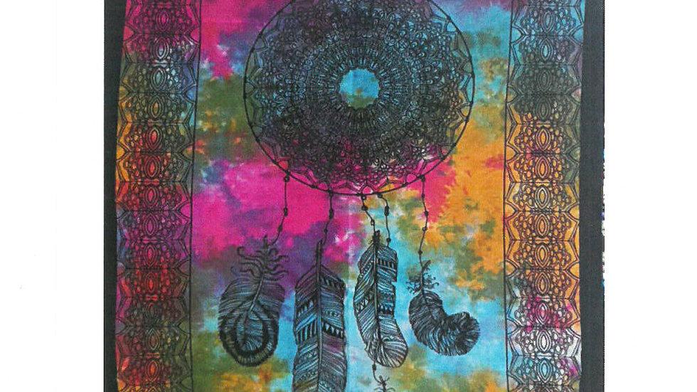 Dream Catcher Cotton Wall Art