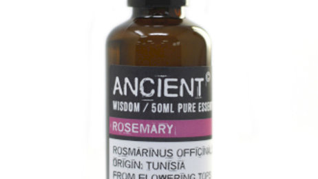 Rosemary 50ml Pure Essential Oil