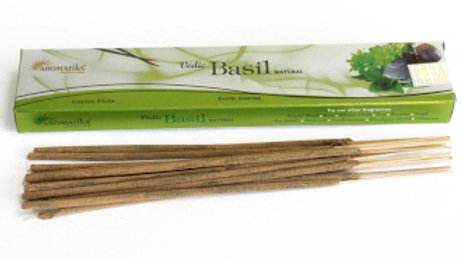 Vedic - Basil Incense Sticks