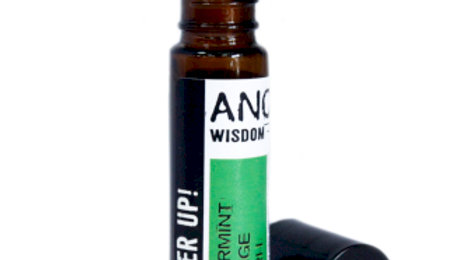 10ml Roll On Essential Oil Blend - Don't Worry!