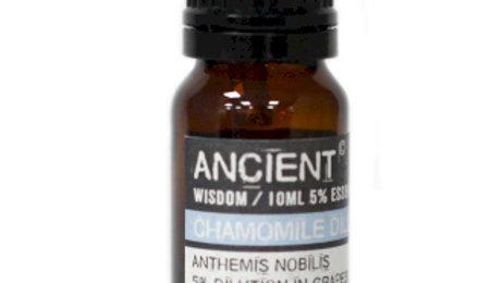 Chamomile Roman (D) 5 Percent Essential Oil 10ml