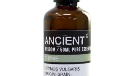 Thyme (White) 50ml Pure Essential Oil