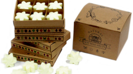 Lemon Harvest Box of 6 Wax Melts