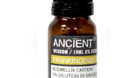 Frankincense (D) 5 Percent Essential Oil 10ml