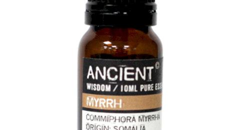 Myrrh Pure Essential Oil 10ml