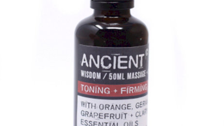 Toning & Firming Massage Oil - 50ml