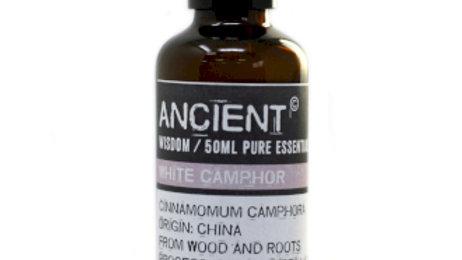 White Camphor 50ml Pure Essential Oil