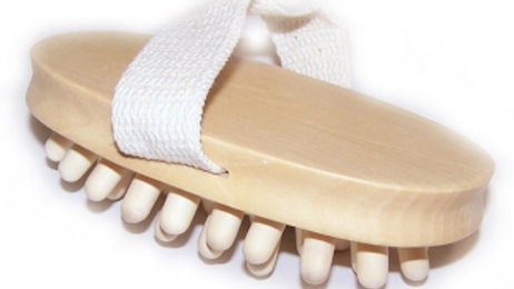 Anti-Cellulite Wooden Massager