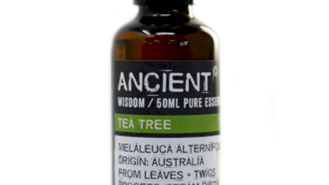 Tea Tree 50ml Pure Essential Oil