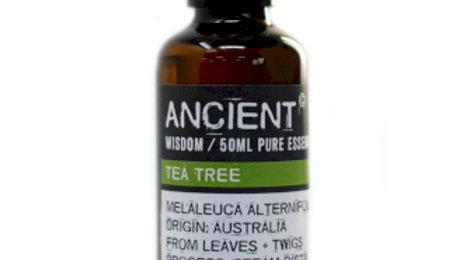 Tea Tree 50ml Pure Essential Oil