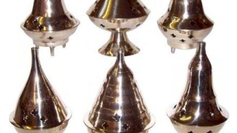 """Brass Incense Burner 4"""""""