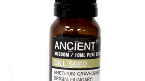 Dill Seed Pure Essential Oil 10ml