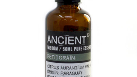 Petitgrain 50ml Pure Essential Oil
