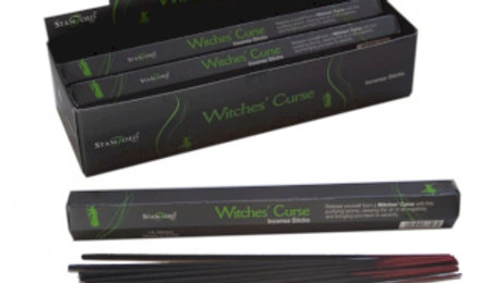 Stamford Witch's Curse Incense Sticks