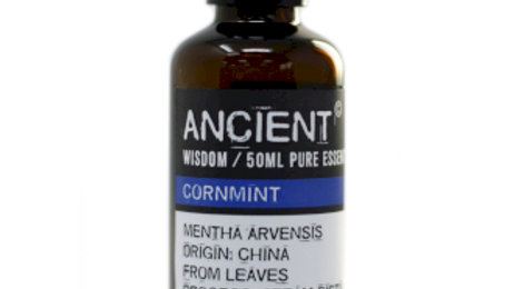Cornmint 50ml Pure Essential Oil
