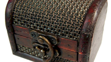 Colonial Box - Mesh Embossed