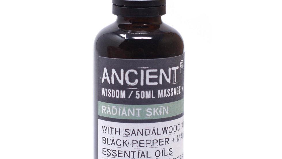 Radiant Skin Massage Oil - 50ml