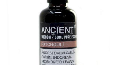Patchouli 50ml Pure Essential Oil