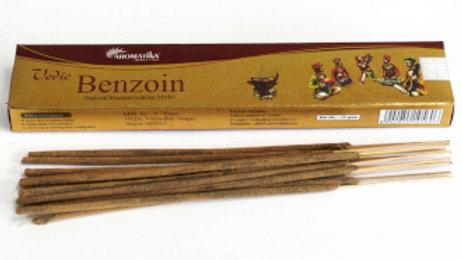 Vedic - Benzoin Incense Sticks