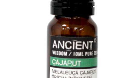 Cajaput Pure Essential Oil 10ml