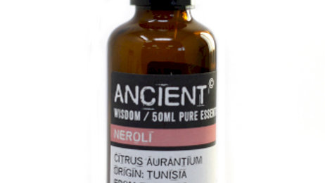 Neroli Pure 50ml Pure Essential Oil