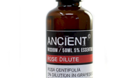 Rose Dilute 50ml 5 Percent Essential Oil