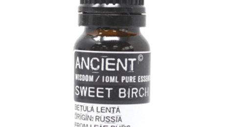 White Birch Pure Essential Oil 10ml