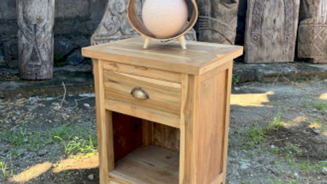 Bedside Table - Classic - Recycled Wood