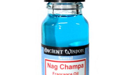 10ml Nag Champa Fragrance Oil