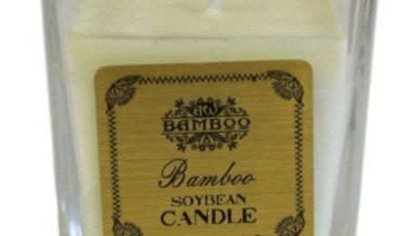Bamboo Soybean Jar Candle