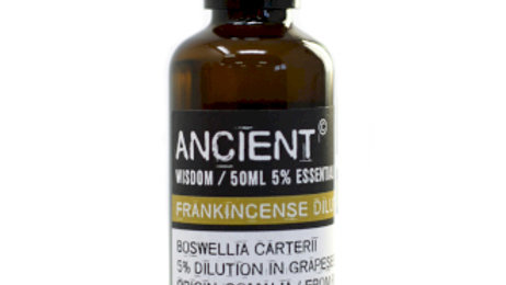 Frankincense (Dilute) 50ml 5 Percent Essential Oil