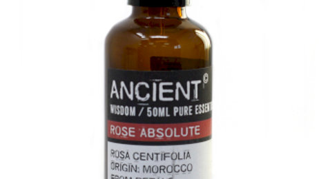 Rose Absolute 50ml Pure Essential Oil
