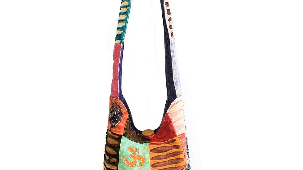Classic Peace Sling Bag