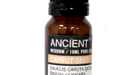 Carrot Seed Pure Essential Oil 10ml