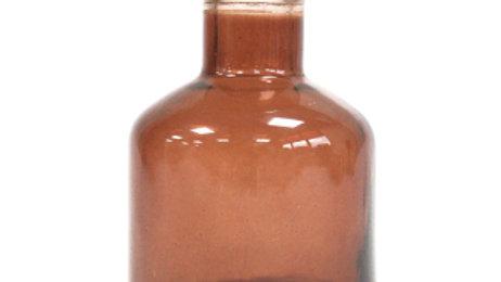 140 ml Round Alchemist Reed Diffuser Bottle - Brown