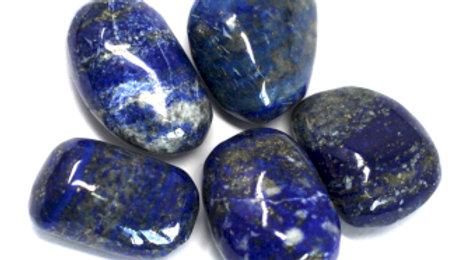 1 x Lapis Premium Tumble Stone
