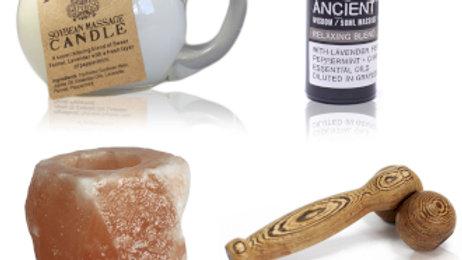 Relaxing Massage Kit