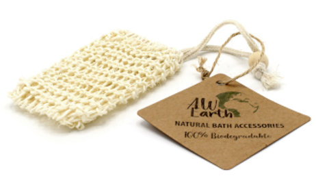 Nature Soap Bag - Sisal