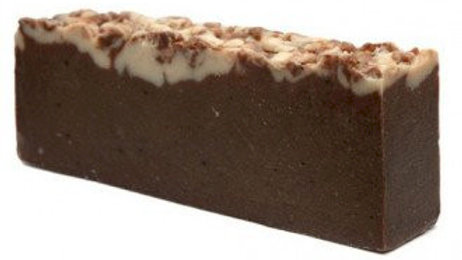 Chocolate - Olive Oil Soap Loaf