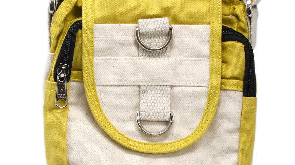 Olive Natural Travel Bag