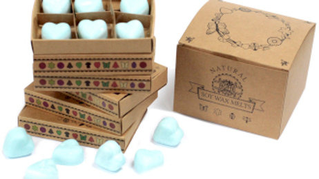 Nagchampa Box of 6 Wax Melts