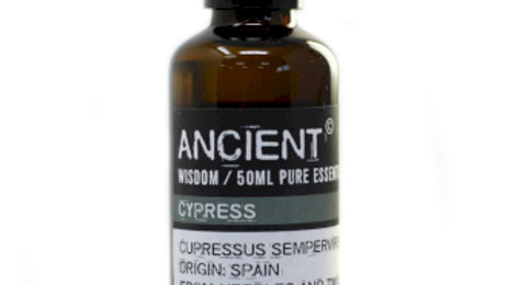 Cypress 50ml Pure Essential Oil